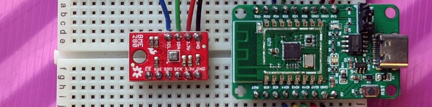 I2C on BL602