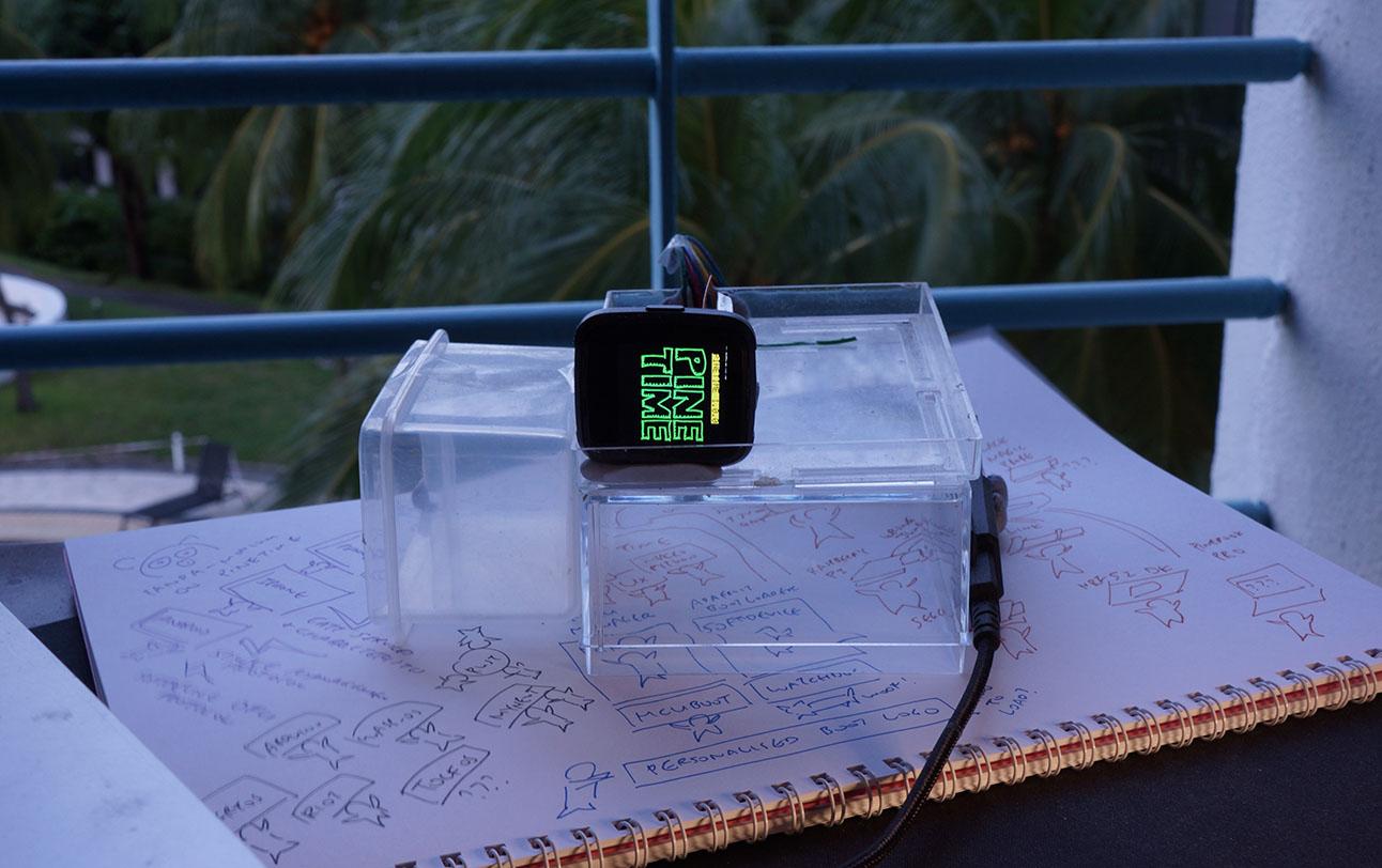 PineTime Smart Watch